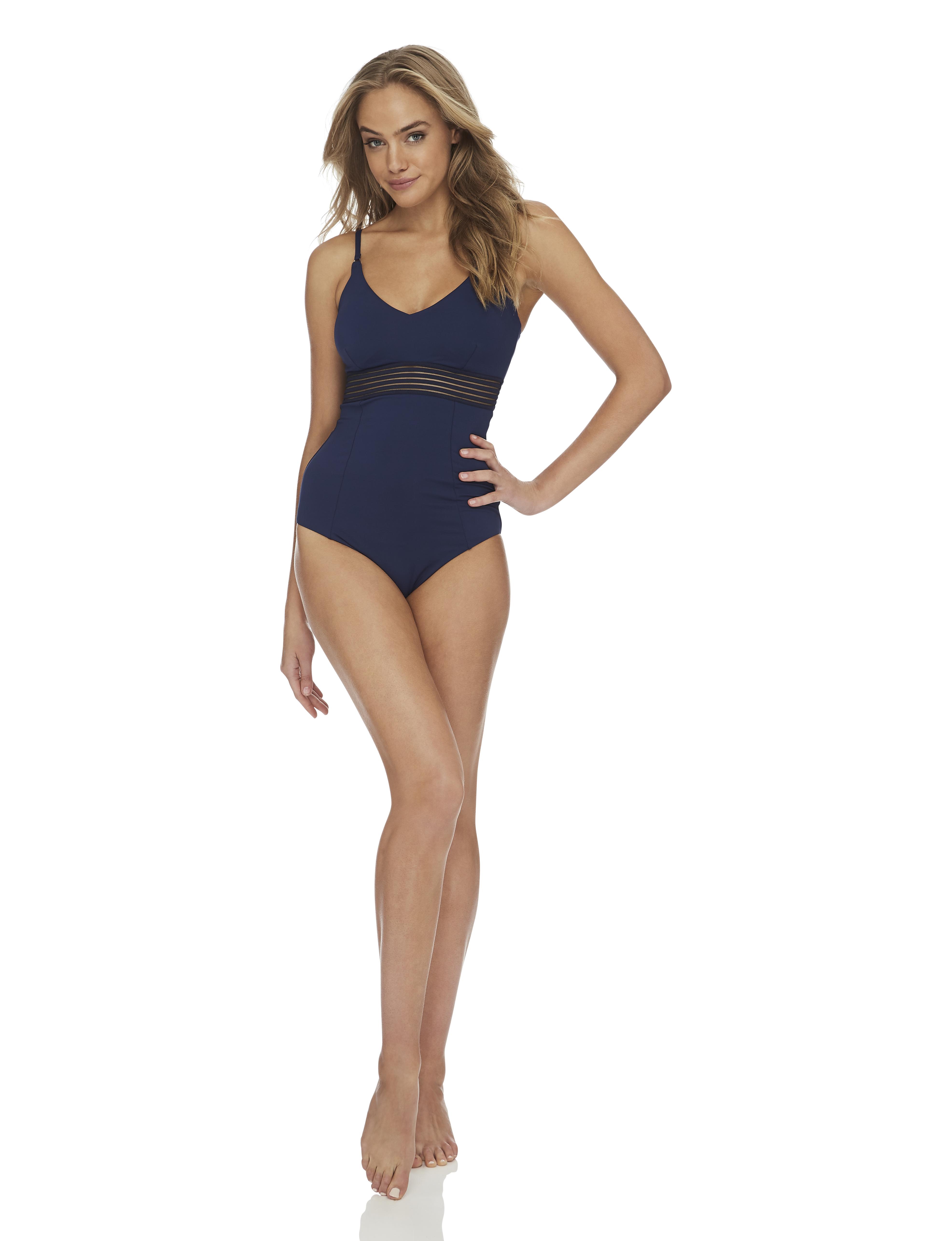 5d9b59f32f Home>Swimwear>Sunseeker>Sunseeker: Aloha Solids – Bralette One Piece
